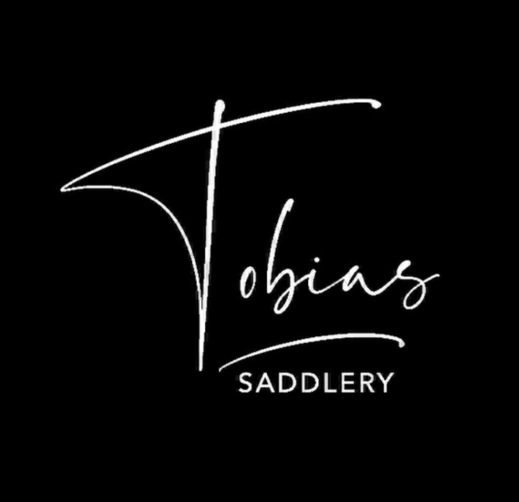 This image has an empty alt attribute; its file name is Tobias-Saddlery-Logo-black-1024x991.jpg